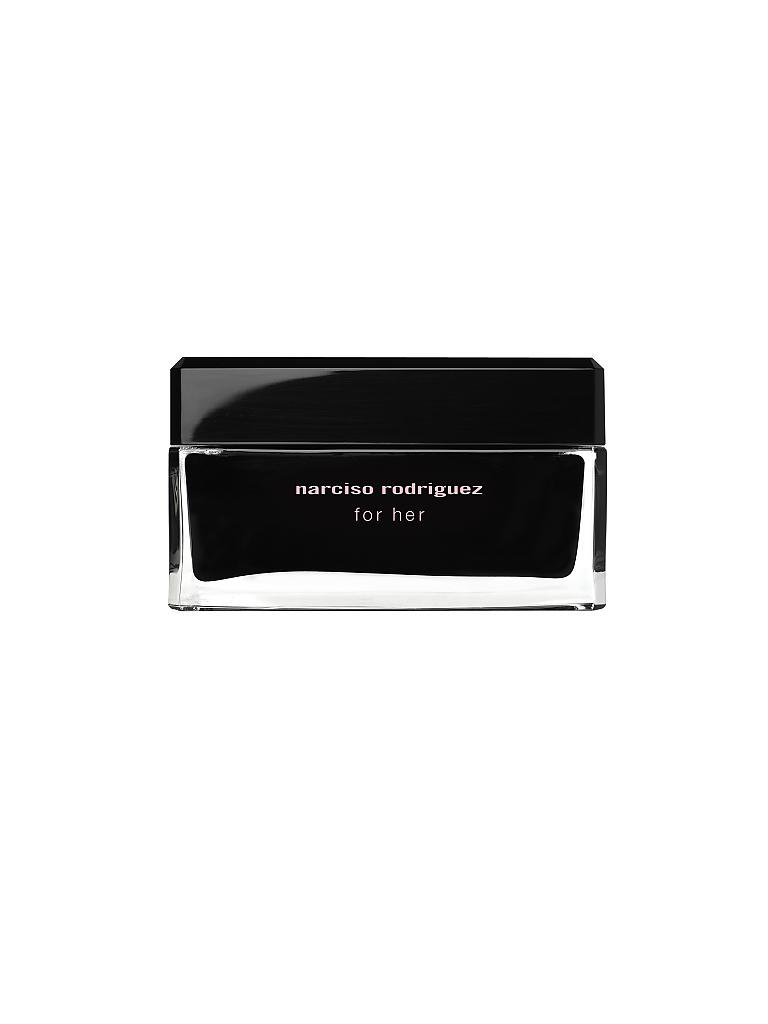 NARCISO RODRIGUEZ | For Her Body Cream 150ml | transparent