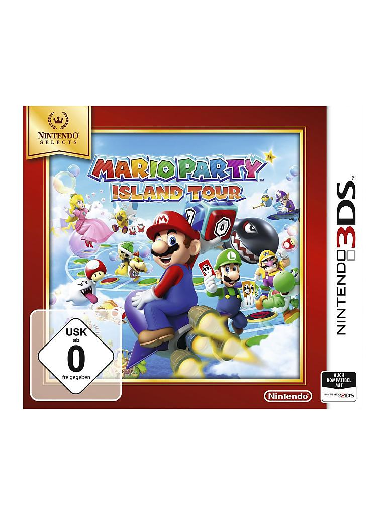 "NINTENDO 3DS | Mario Party - Island Tour ""Selects"" 