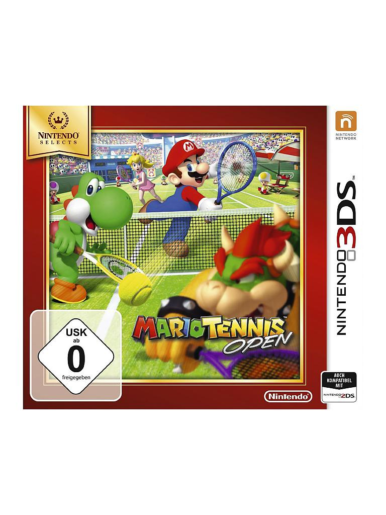 "NINTENDO 3DS | Mario Tennis - Open ""Selects"" 