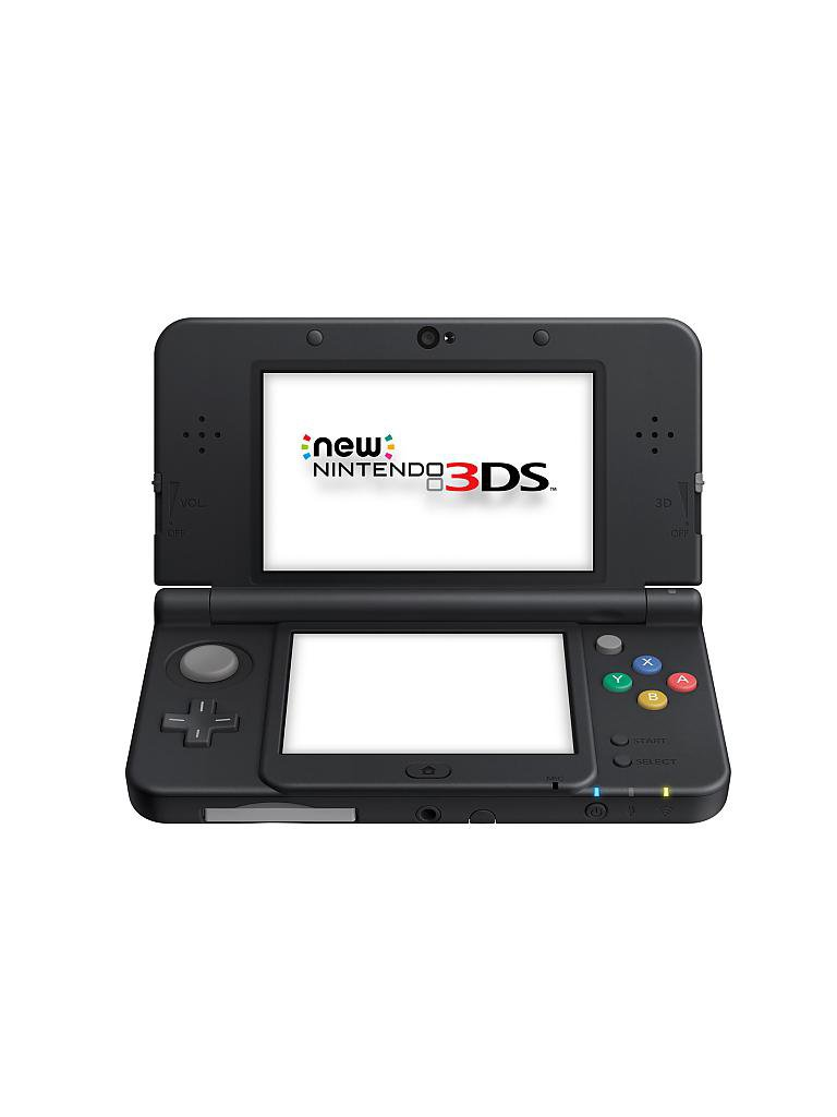Nintendo 3DS | New 3DS Konsole | transparent