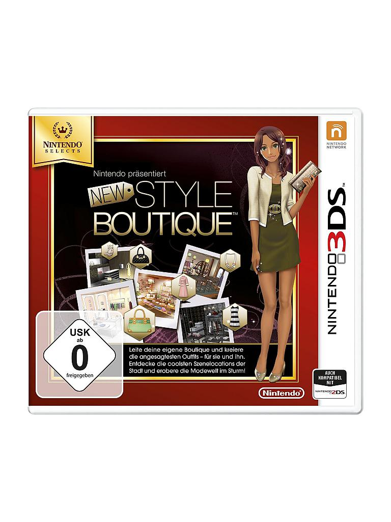 NINTENDO 3DS | New Style Boutique - Nintendo Selects | transparent