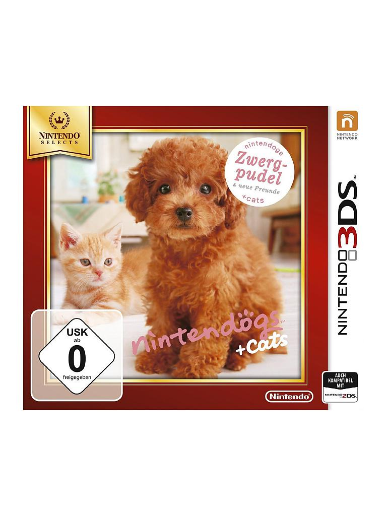 NINTENDO 3DS | Nintendogs Toy Poodle - New Friends Selects | transparent
