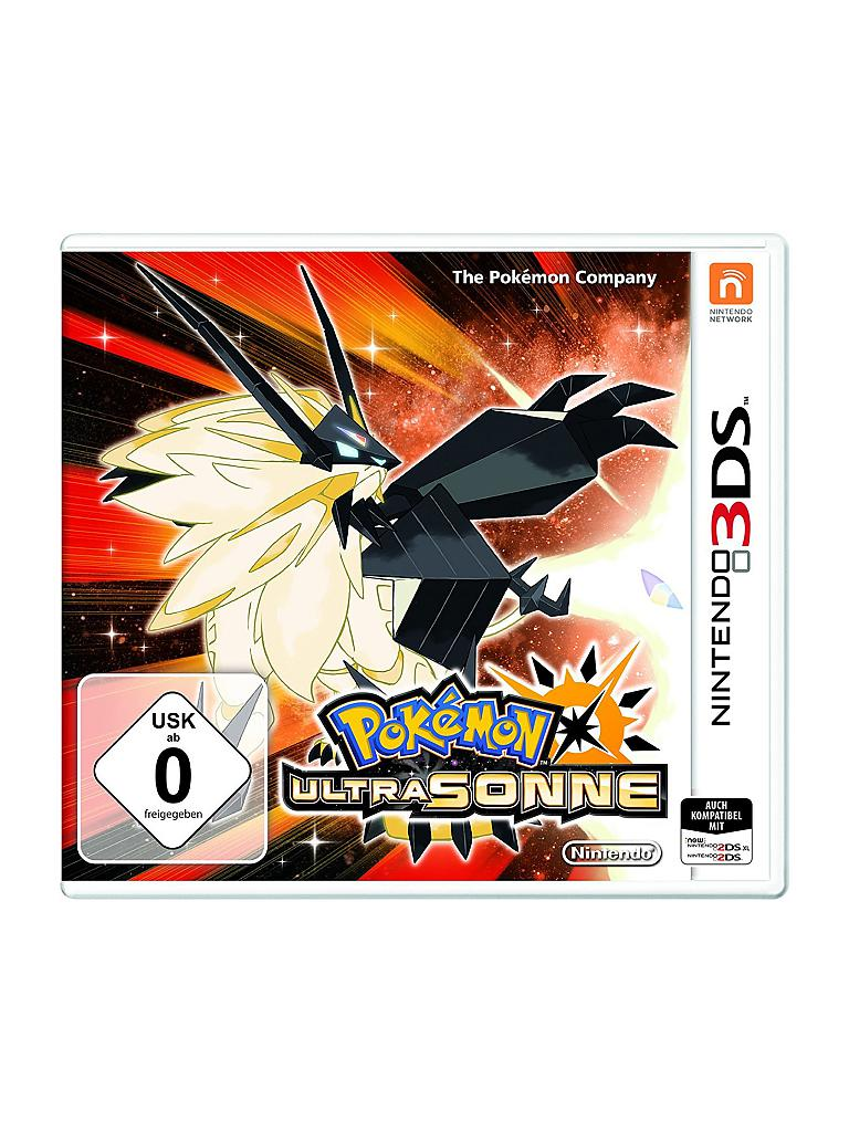 NINTENDO 3DS | Pokémon Ultrasonne  | transparent