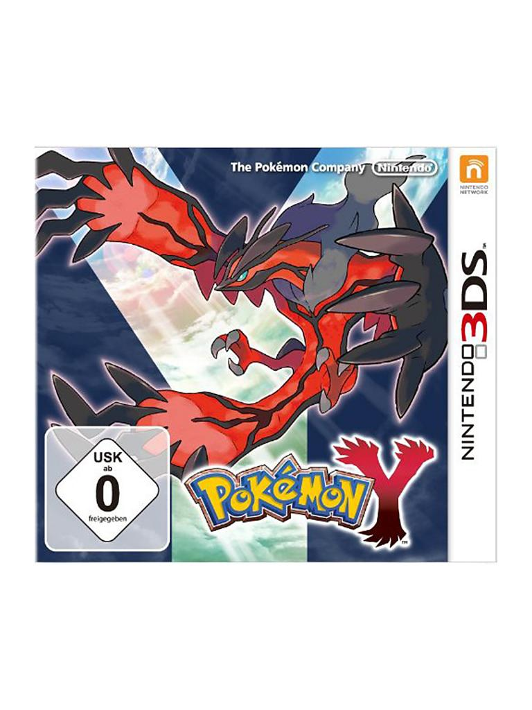 NINTENDO 3DS | Pokemon Y | transparent