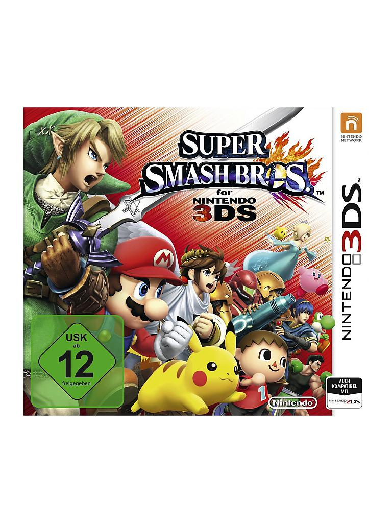 NINTENDO 3DS | Super Smash Bros | transparent