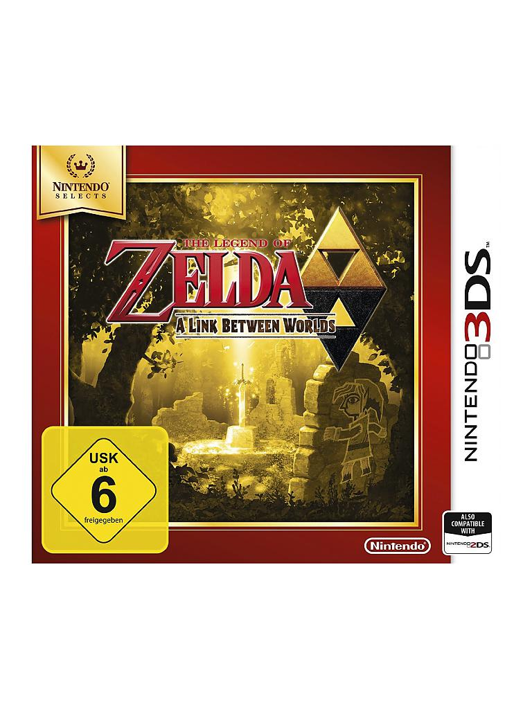 "NINTENDO 3DS | The Legend of Zelda ""Between Worlds"" 