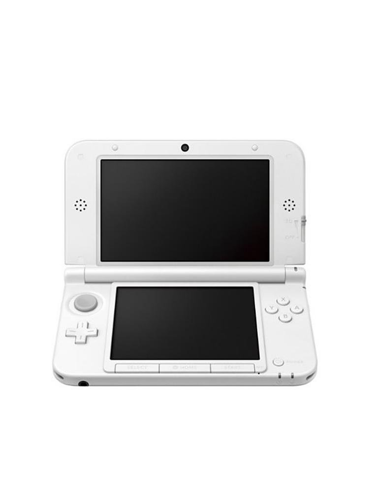 NINTENDO 3DS | XL Konsole (weiß) | transparent