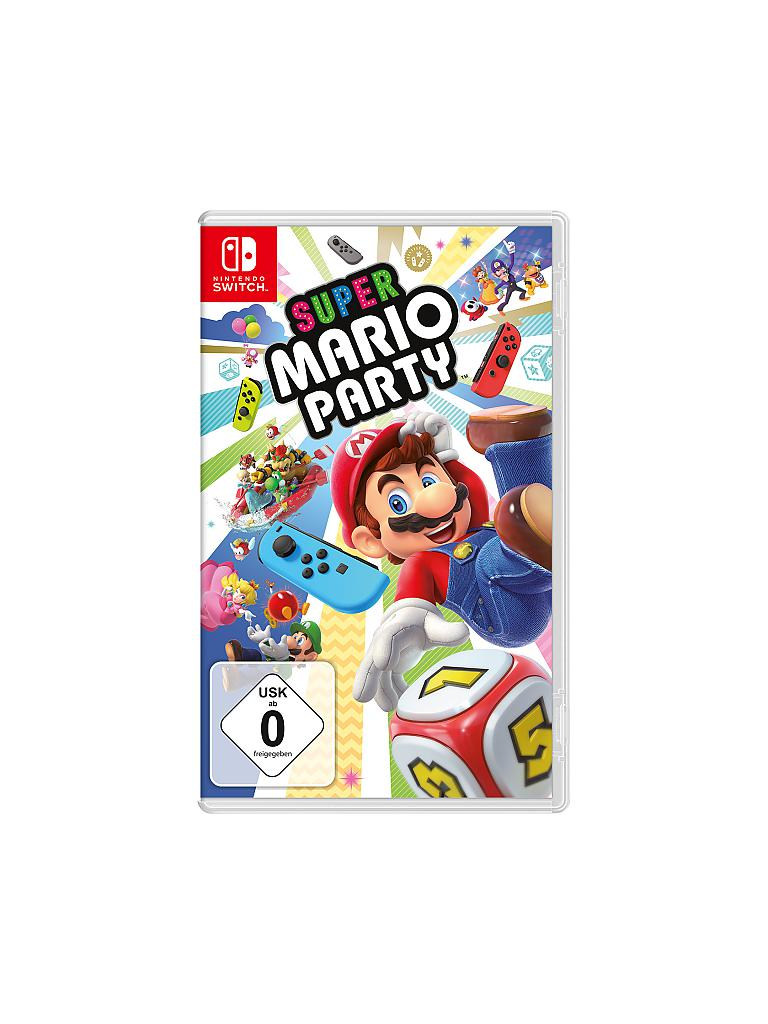 NINTENDO SWITCH | Nintendo Super Mario Party | transparent