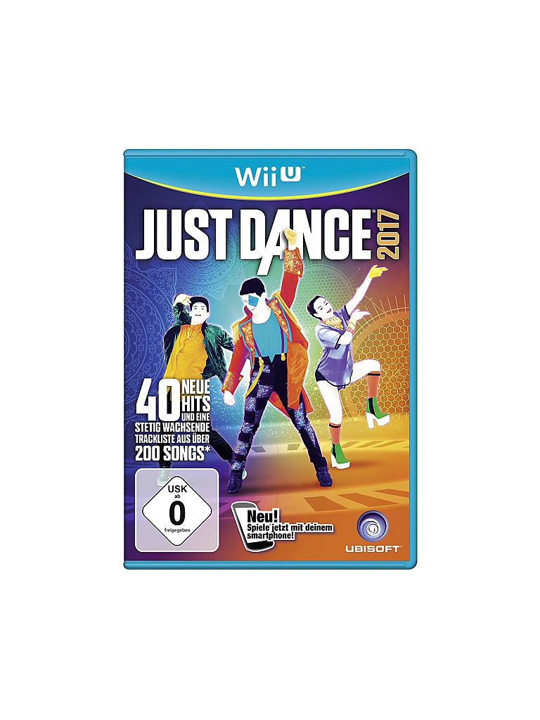 NINTENDO WII U | Just Dance 2017  | transparent