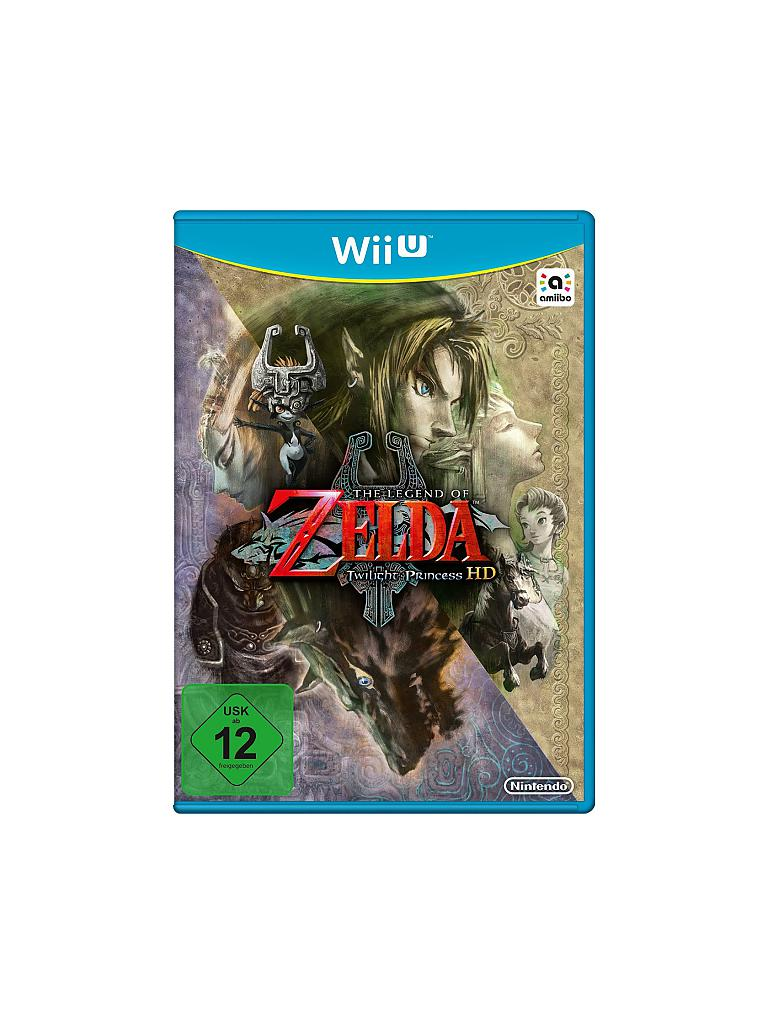 NINTENDO WII U | Legend of Zelda - Twilight Princess | transparent
