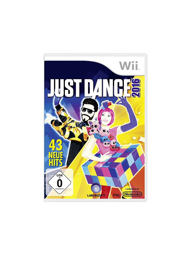 NINTENDO WII | Just Dance 2016 | transparent