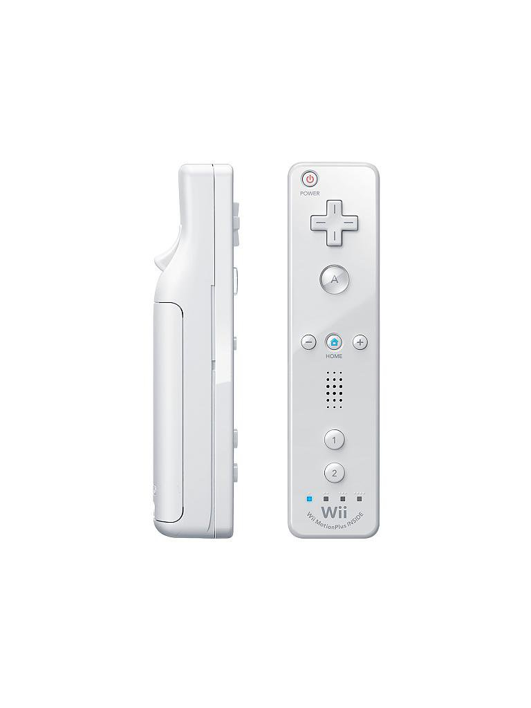 NINTENDO WII | Remote Plus - Controller | transparent