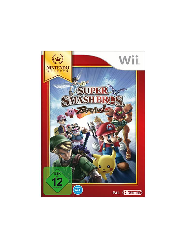 NINTENDO WII | Super Smash Bros Brawl Select | transparent