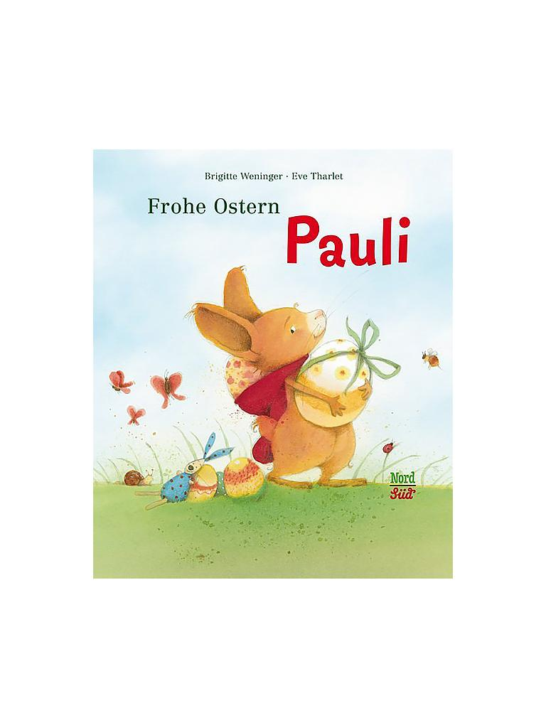 NORDSUED VERLAG | Frohe Ostern Pauli | transparent