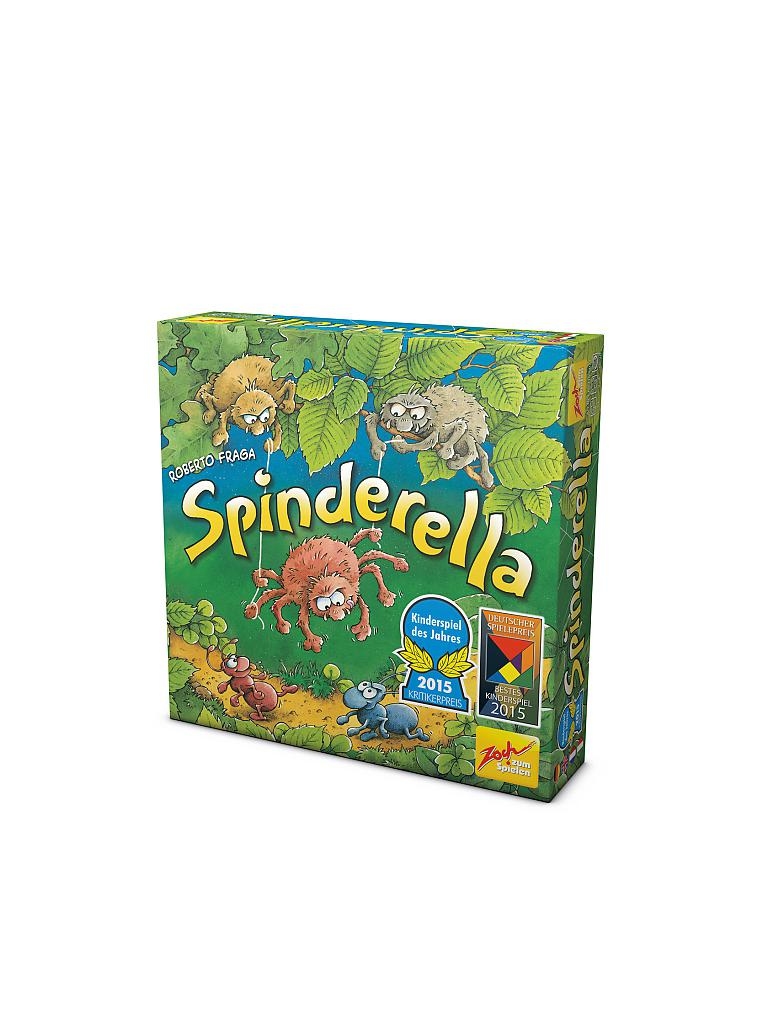 NORIS | Kinderspiel - Spinderella | transparent