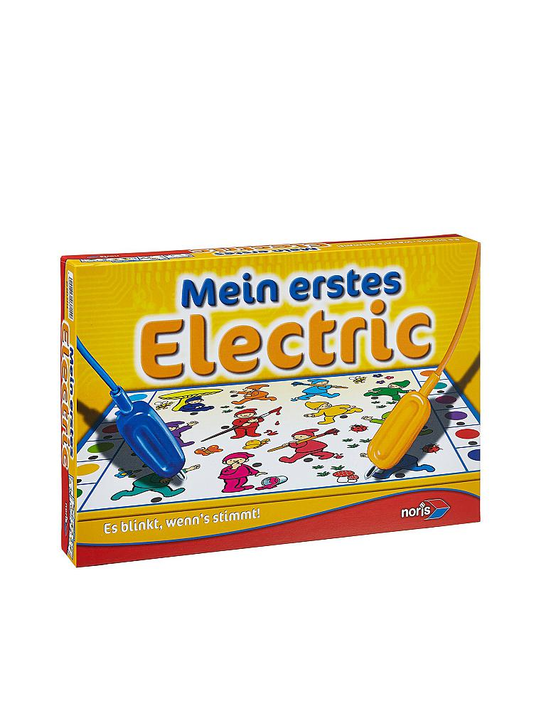 NORIS | Mein erstes Electric Kinderspiel | transparent