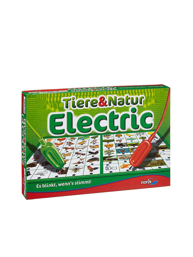 NORIS | Tiere und Natur Electric | transparent