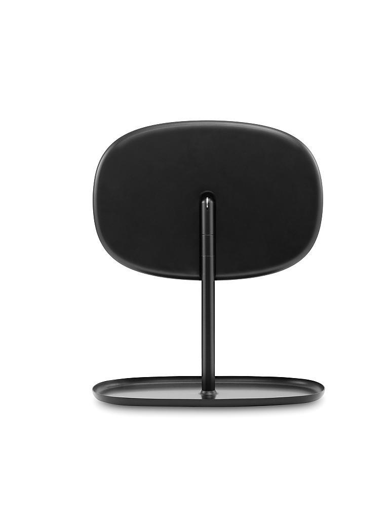 normann copenhagen standspiegel flip schwarz. Black Bedroom Furniture Sets. Home Design Ideas