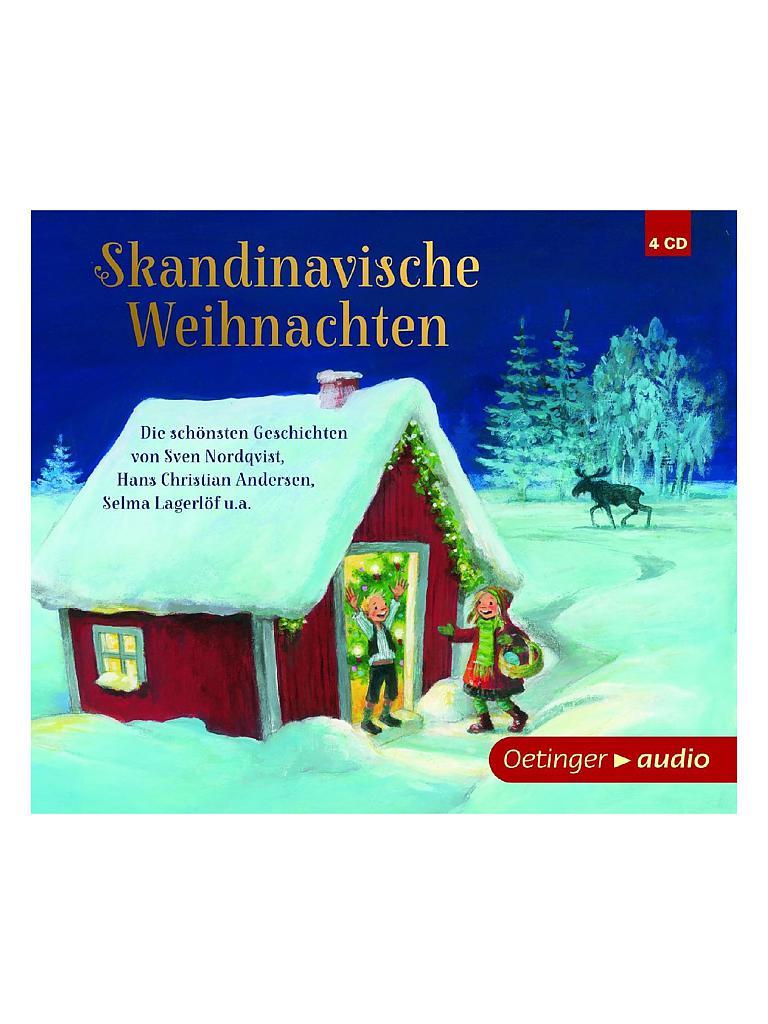 Hörbuch Weihnachten.Hörbuch Skandinavische Weihnachten 4 Audio Cds