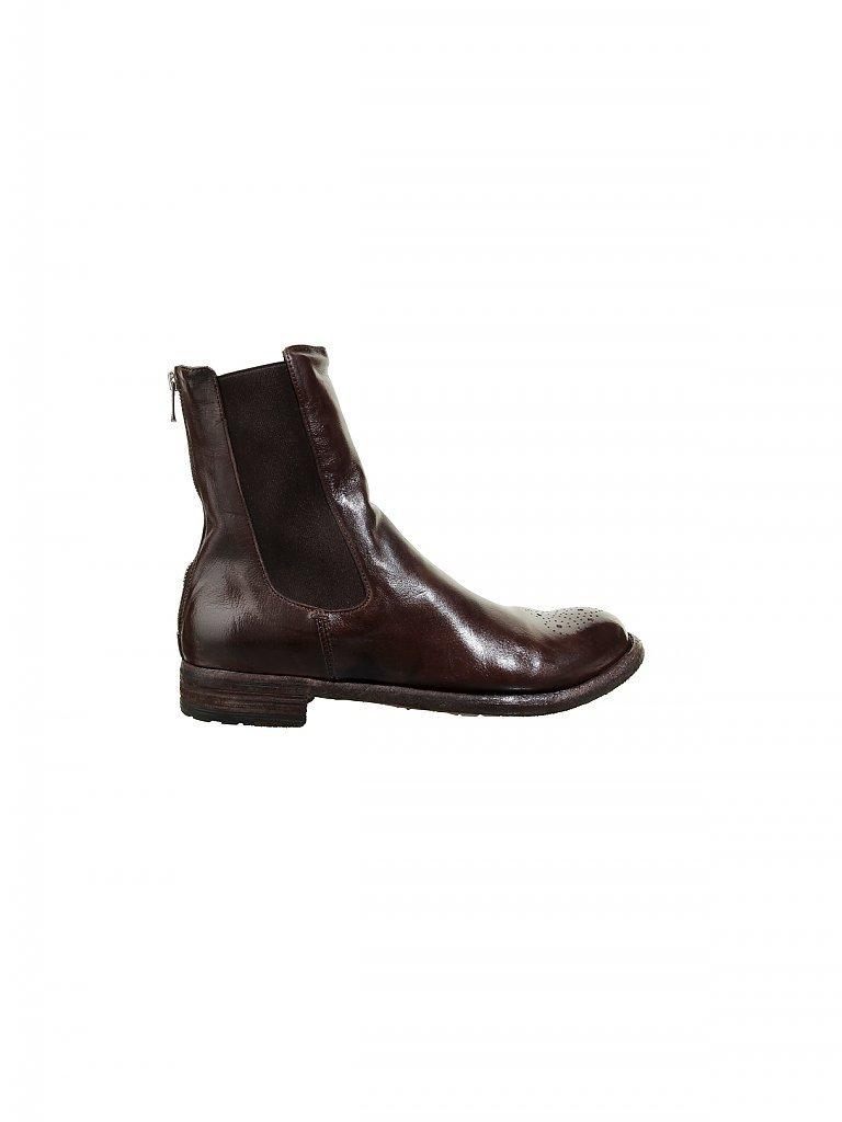 Officine Creative Boots Chelsea Ignis Braun   38 1/2