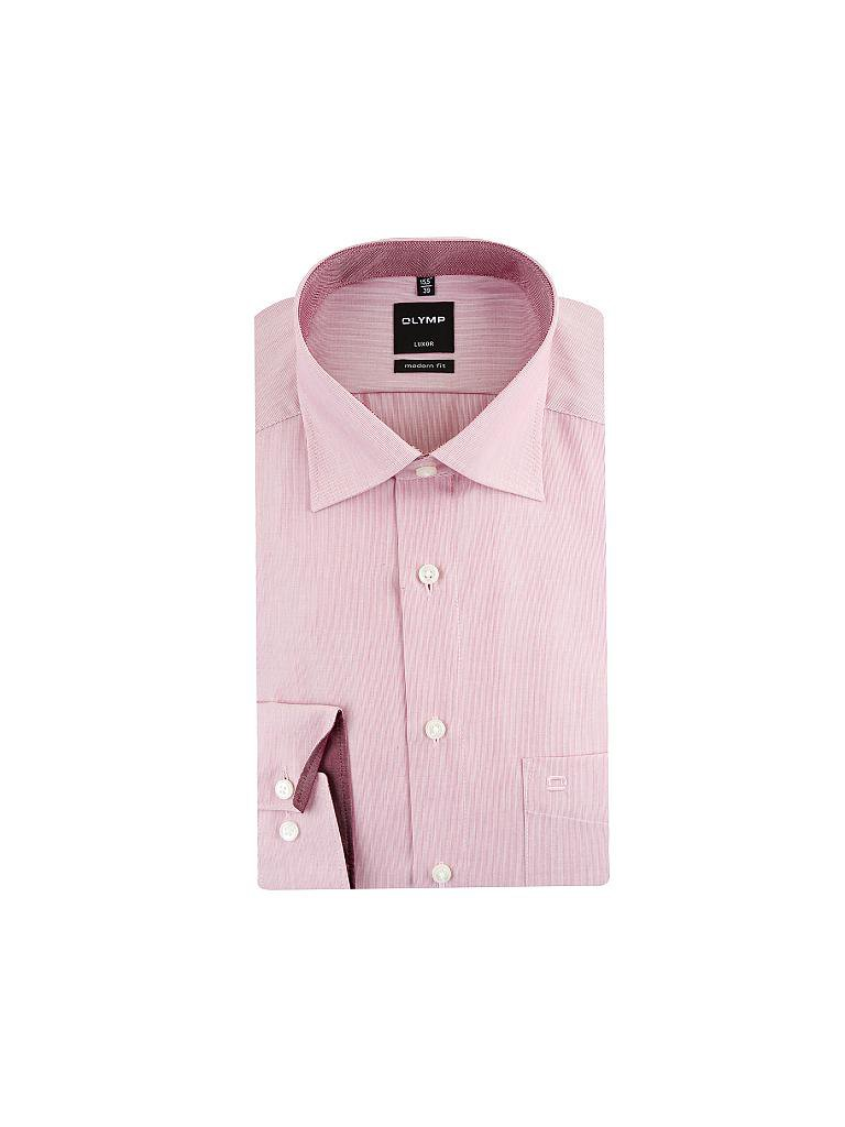 olymp hemd modern fit rosa 38. Black Bedroom Furniture Sets. Home Design Ideas