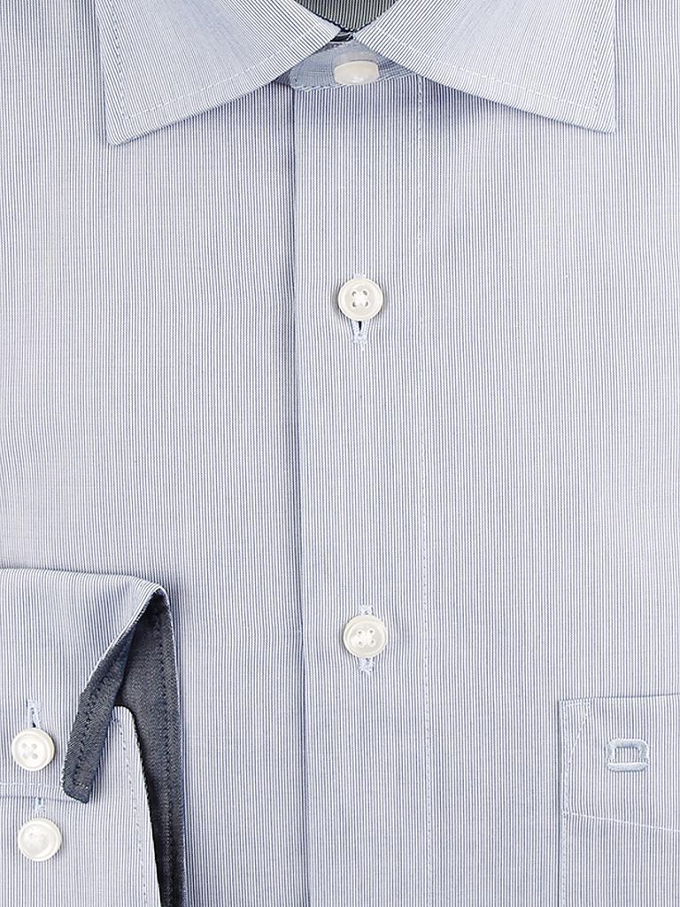 olymp hemd modern fit blau 38. Black Bedroom Furniture Sets. Home Design Ideas