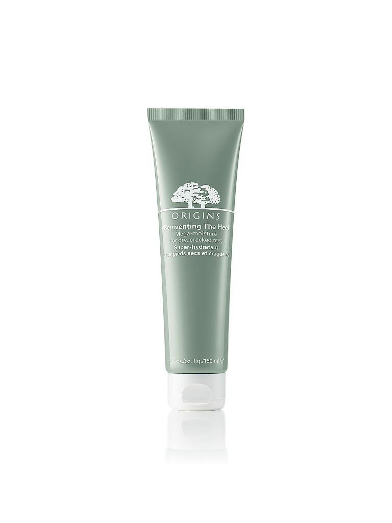 ORIGINS | Active Body - Reinventing The Heel Mega-moisture for dry Feet 150ml | transparent