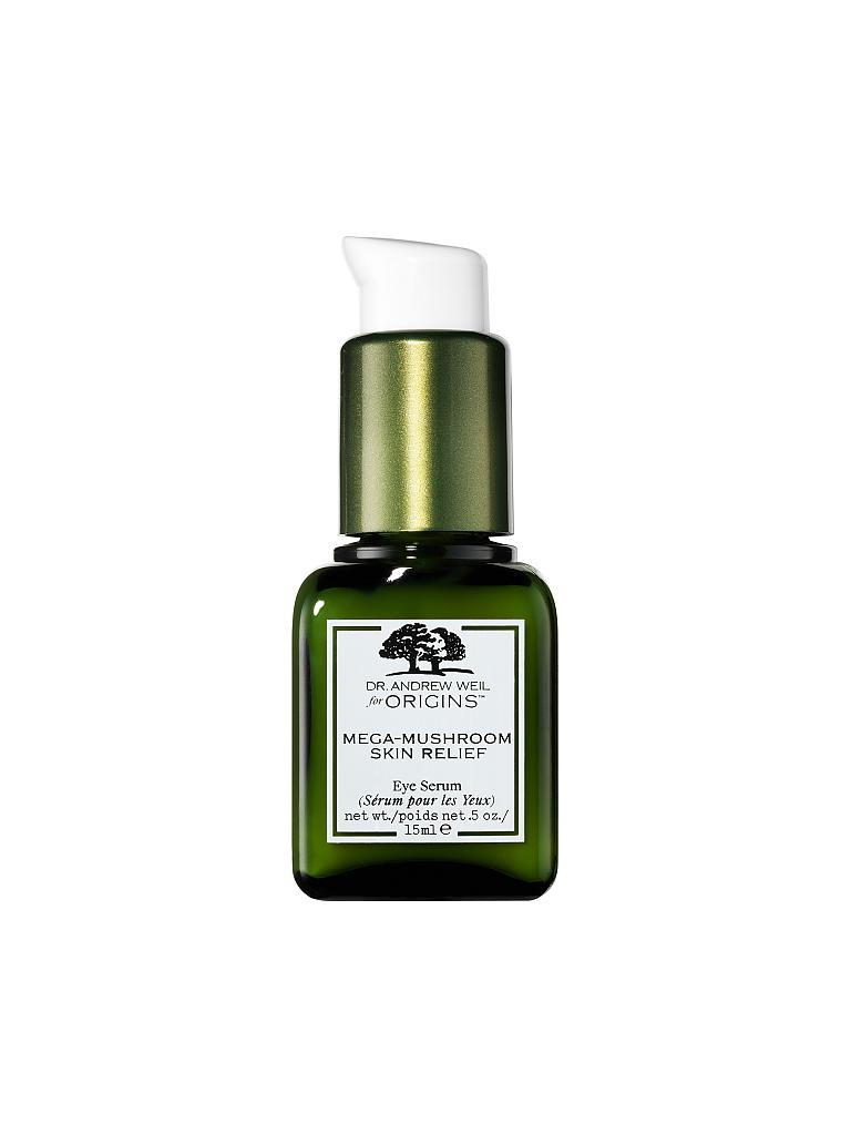 ORIGINS | Dr. Andrew Weil for Origins™ Mega-Mushroom Eye Serum 15ml | transparent