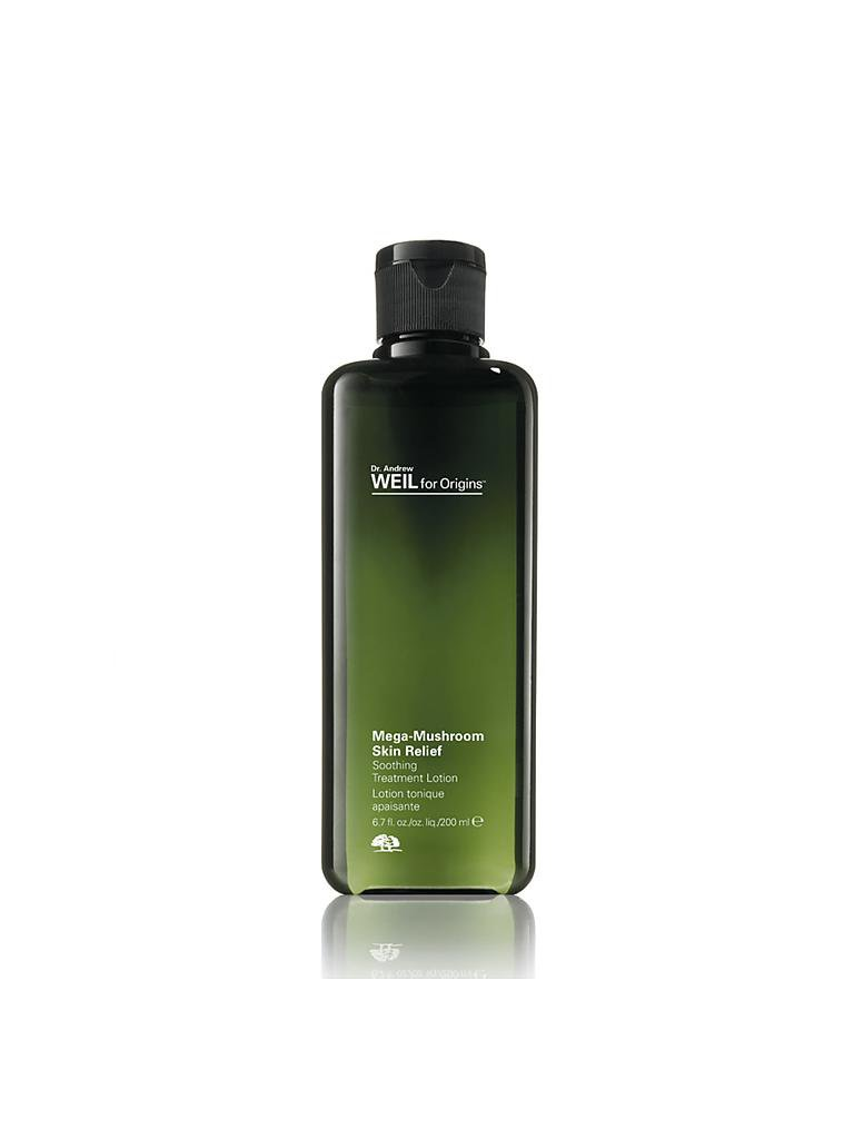 ORIGINS | Dr. Weil Mega Mushroom - Advanced Treatment Lotion 200ml | transparent