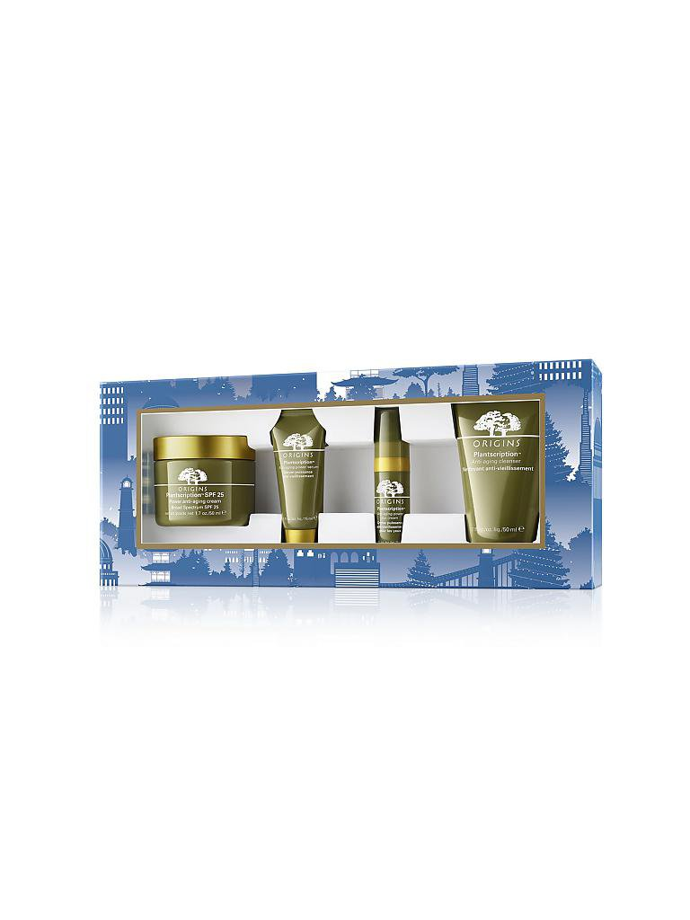 ORIGINS | Plantscription Power Anti-Agers Set (50ml/30ml und 5ml) | transparent