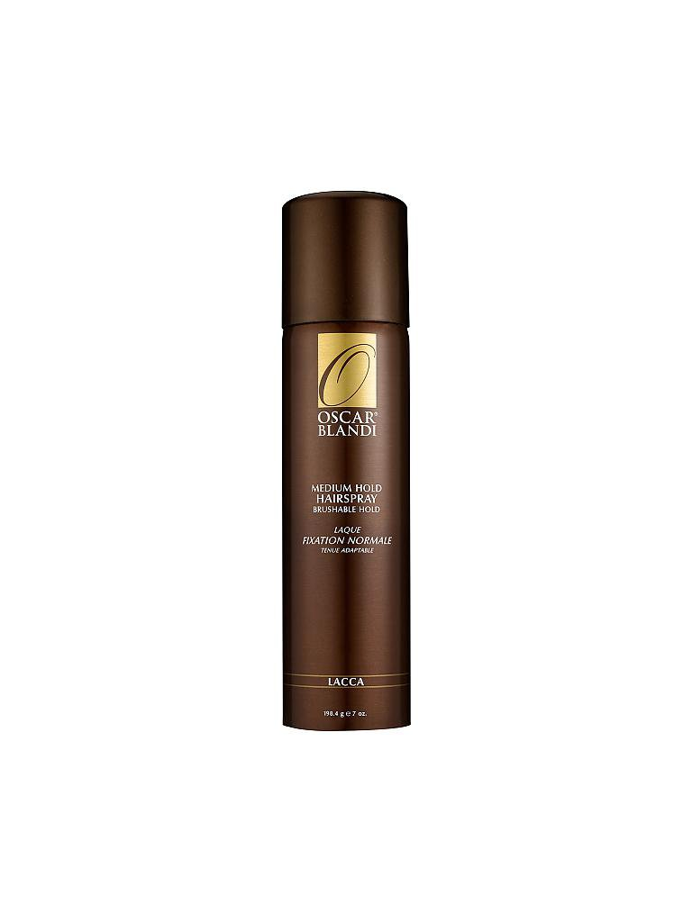 OSCAR BLANDI | Haarpflege - Lacca Medium Hold Hairspray 198,4ml | transparent