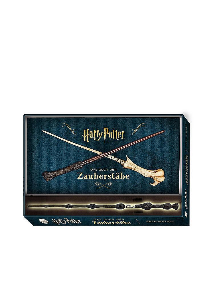 Panini Verlag Harry Potter Das Buch Der Zauberstabe Mit Zauberstab Replika In Geschenkbox Transparent