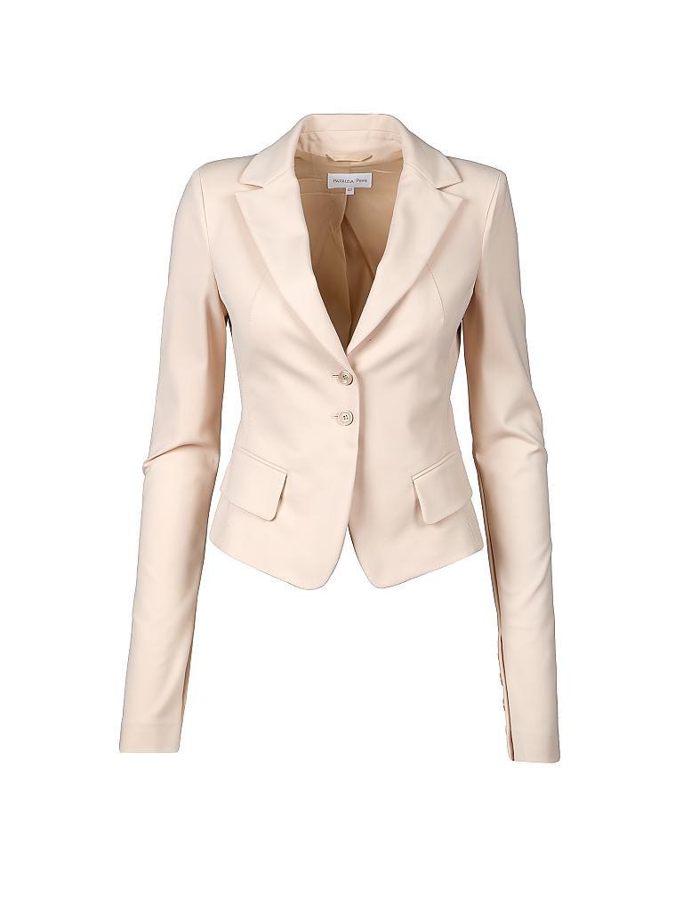 patrizia pepe blazer beige