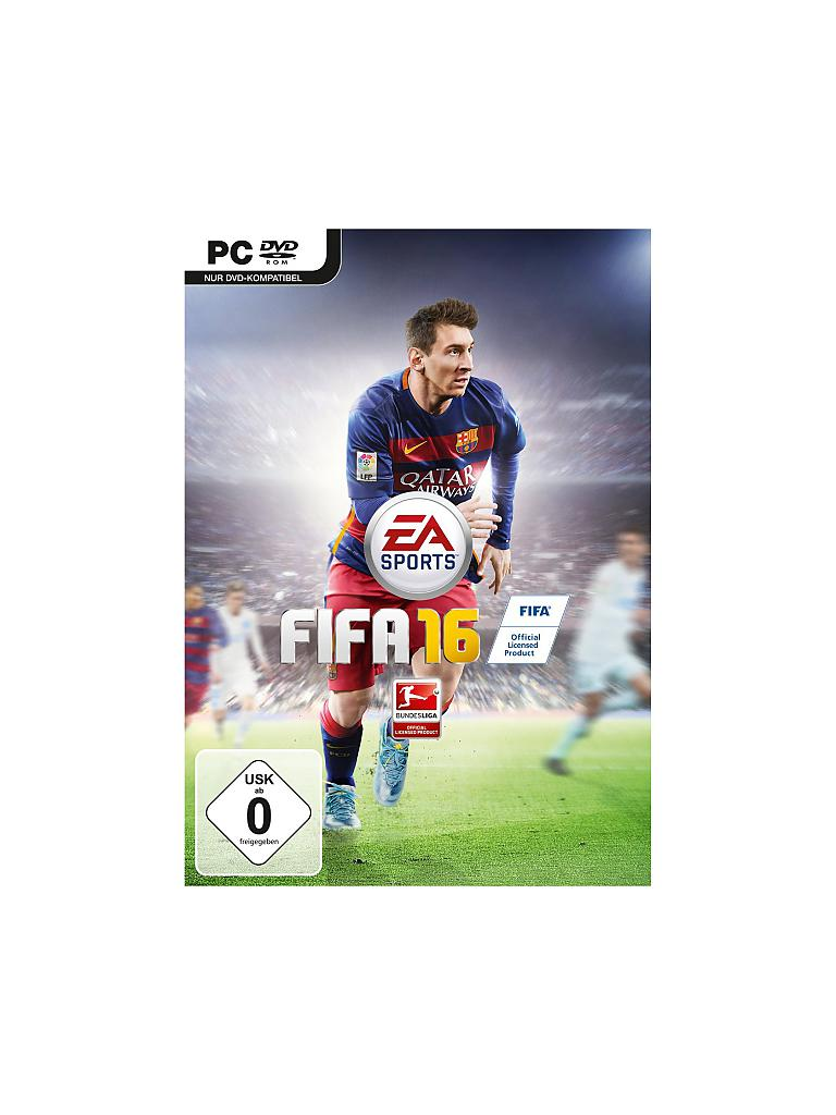 PC | Fifa 16 | transparent