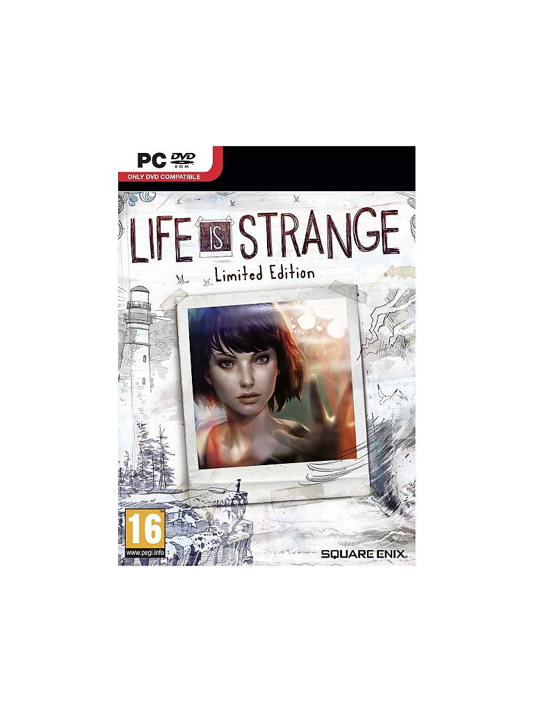 PC | Life is Strange | transparent