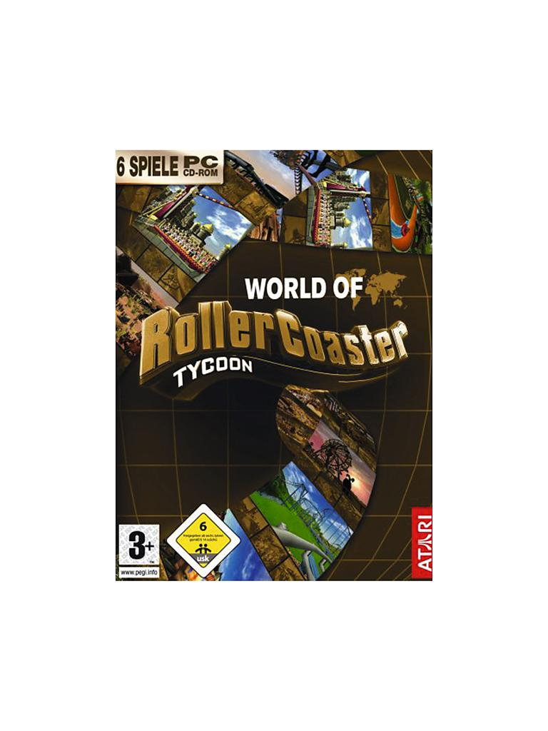 "PC | Roller Coaster ""Tycoon World"" 