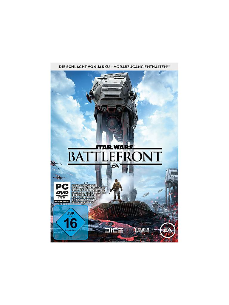 "PC | Star Wars - Battlefront ""Day One Edition""  