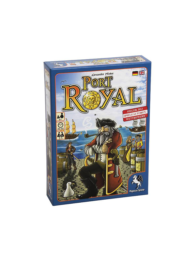 PEGASUS | Port Royal | transparent