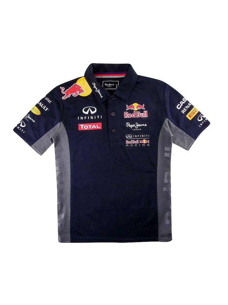 "PEPE JEANS | Kindershirt ""Red Bull Racing"" 