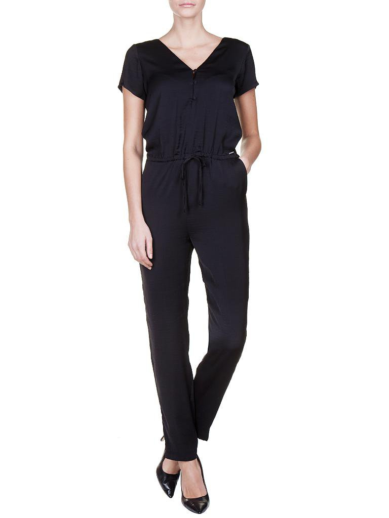PEPE JEANS | Overall | schwarz