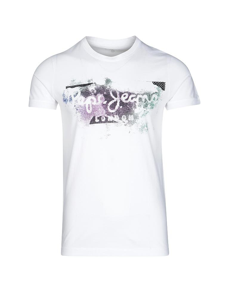 PEPE JEANS | T-Shirt  | weiß