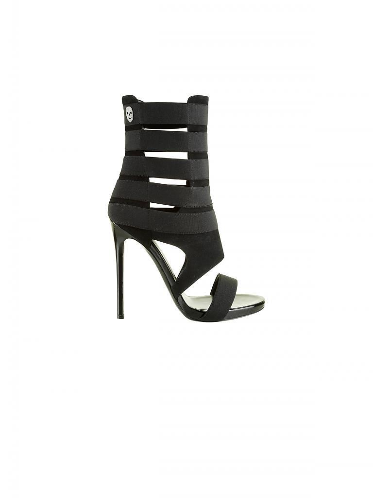 philipp plein schuhe high heels schwarz 37. Black Bedroom Furniture Sets. Home Design Ideas