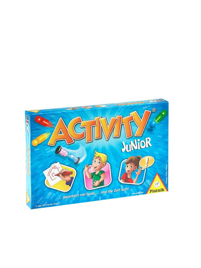 PIATNIK | Activity Junior | transparent