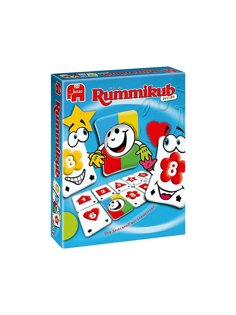 PIATNIK | Rummikub Junior | transparent
