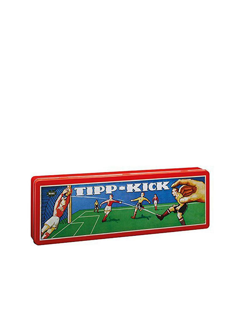 PIATNIK | Tipp Kick in Retro-Blechdose | transparent