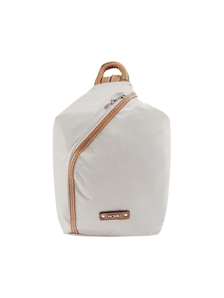 picard rucksack tasche 2 in 1 sonja beige. Black Bedroom Furniture Sets. Home Design Ideas