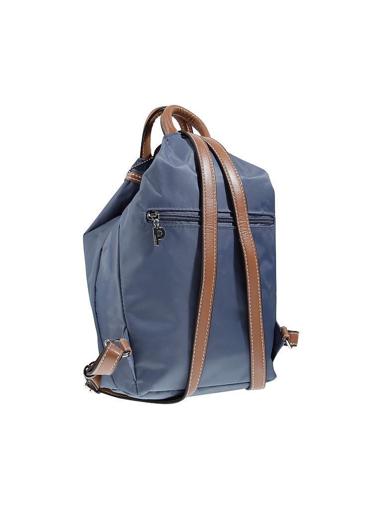 picard rucksack tasche 2 in 1 sonja blau. Black Bedroom Furniture Sets. Home Design Ideas