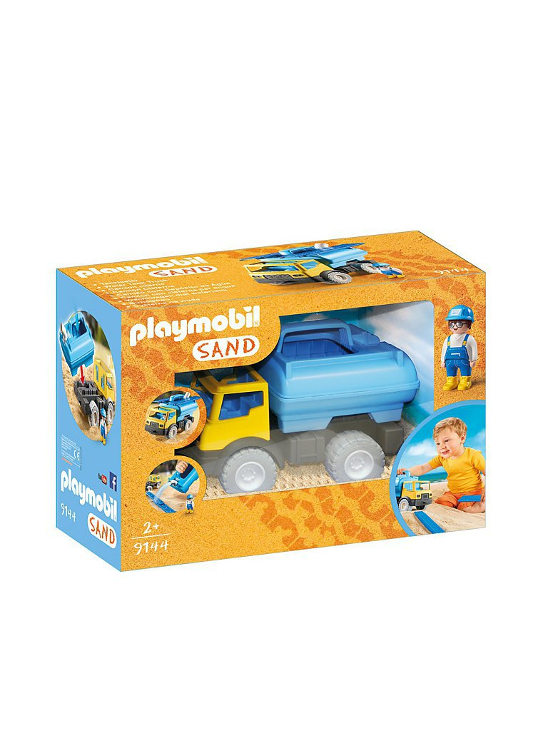 PLAYMOBIL Wassertank Laster 9144