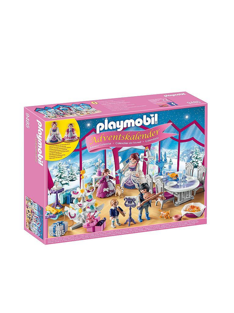 Playmobil Weihnachtskalender.Adventskalender Weihnachtsball Im Kristallsaal