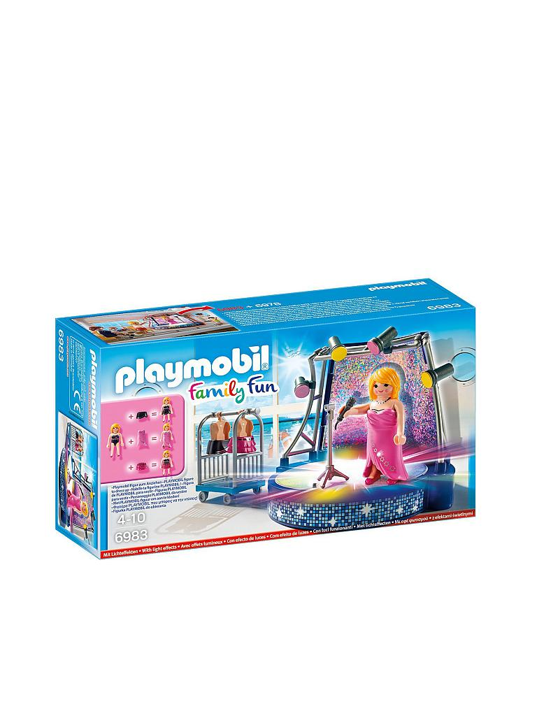 PLAYMOBIL | Disco mit Liveshow | transparent